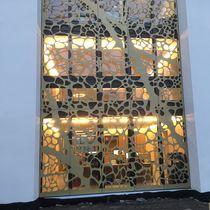 Pannello decorativo in HPL / per esterni / da parete / perforato