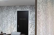 Paramento decorativo / in legno / da interno