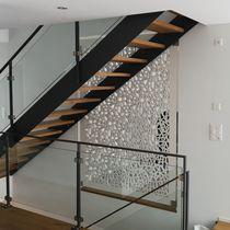 Pannello decorativo in MDF / per interni / perforato
