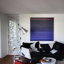 Pannello decorativo in MDF / per parete / da parete / perforato