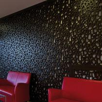 Pannello in MDF / per parete / perforato
