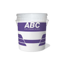 Pittura decorativa / di finitura / per muro / per calcestruzzo