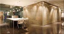 Pannello decorativo / in pietra naturale / per arredamento di interni / da parete