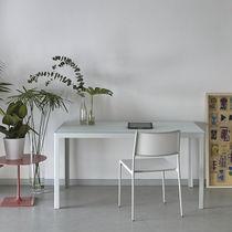 Tavolo moderno / in legno / rettangolare / allungabile