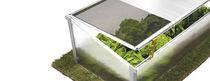 Serra con struttura in alluminio / in policarbonato