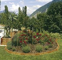 Bordura da giardino / in plastica / lineare