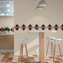 Piastrella a muro / per pavimento / in ceramica / a motivi