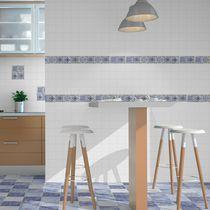 Piastrella per pavimento / da parete / in ceramica / barocca