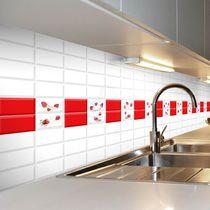 Piastrella da cucina / a muro / in ceramica / motivo di cucina