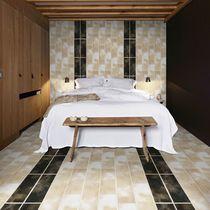 Piastrella per pavimento / da parete / in ceramica / a tinta unita