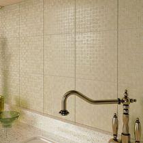 Piastrella per pavimento / da parete / in ceramica / motivi geometrici