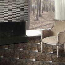 Piastrella per pavimento / a muro / in ceramica / a tinta unita
