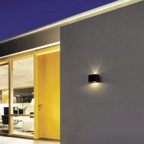 Applique moderna / da esterno / in alluminio / in lega