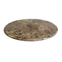 Piano per tavolo in quarzo / in marmo / per ristorante