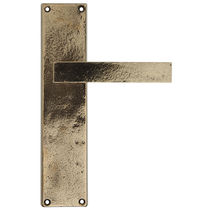 Maniglia per porta / in metallo / in stile