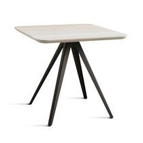 Tavolo moderno / in faggio / in frassino / in metallo
