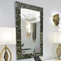 Specchio a muro / moderno / rettangolare / in vetro di Murano
