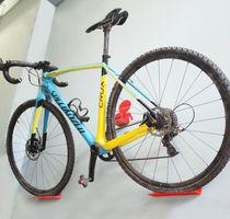 Poggia-biciclette in acciaio