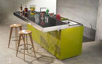 Mobile bar da giardino luminoso / per piscina / per uso residenziale / professionale