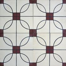 Piastrella in cemento encausto da interno / da esterno / da pavimento / da parete