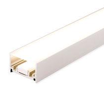 Profilo luminoso da incasso / da pavimento / LED / sistema d'illuminazione modulare