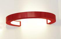 Applique moderna / in alluminio / in policarbonato / LED