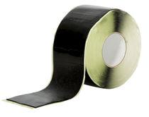 Membrana impermeabilizzante in gomma butile / in poliolefina / per copertura metallica / per condotto