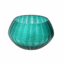 Vaso moderno / in vetro