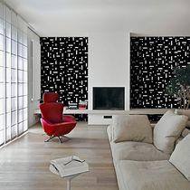 Rivestimento murale in sughero naturale / per uso residenziale / a effetto dimensionale / per interni