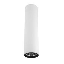 Downlight sporgente / LED / tubolare / in alluminio