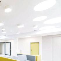 Luce da incasso a soffitto / LED / fluorescente compatta / rotonda