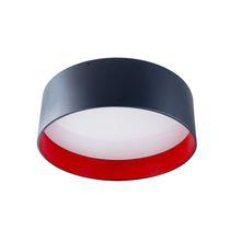Luce LED / a lampada fluorescente / rotonda / in alluminio