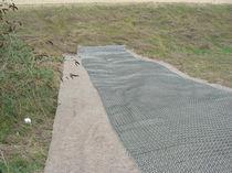 Geogriglia per stabilizzazione dei terreni / in polietilene / in poliestere