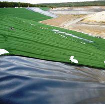 Geocomposito per drenaggio / in polipropilene