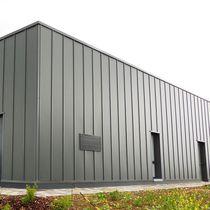 Rivestimento di facciata in alluminio preverniciato / in acciaio / in acciaio inossidabile / prelaccato