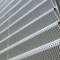 Frangisole in alluminio / in acciaio / in acciaio inox / per facciata