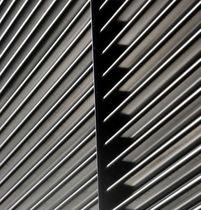 Rivestimento di facciata in acciaio / in acciaio inossidabile / in acciaio galvanizzato / in zinco-alluminio