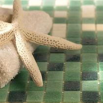 Piastrella da bagno / per pavimento / in gres porcellanato / levigata