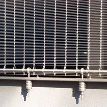 Sistema di fissaggio metallo / per rivestimento di facciata / per facciata continua / per muro