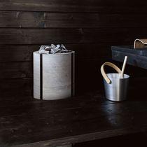 Stufa elettrica / moderna / in steatite / per sauna