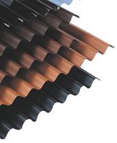 Copertura in PVC / ondulata