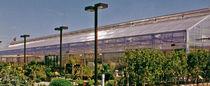 Pannello in policarbonato per edificio / con pannelli con protezione UV / isolante