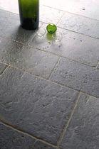 Piastrella da interno / per pavimento / in pietra naturale / opaca