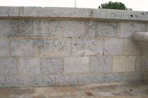 Lastra di paramento in pietra naturale / per esterni