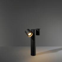 Lampioncino da giardino / moderno / in metallo / LED