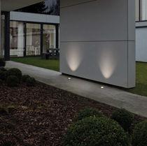 Luce da incasso a pavimento / LED / rotonda / quadrata