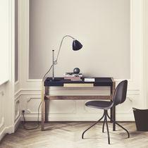 Lampada da tavolo / moderna / in ottone / in metallo cromato