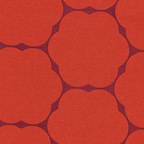 Tessuto da tappezzeria / a motivi / in poliestere / in nylon