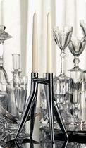 Portacandela in alluminio / di Philippe Starck