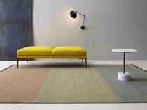 Tappeto moderno / a righe / in lana / rettangolare